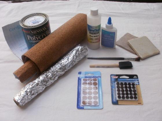 tile coaster supplies