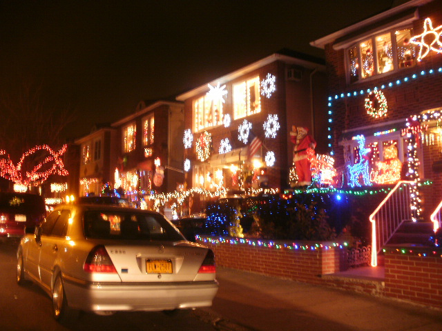 christmas lights The Ginger Penny Pincher