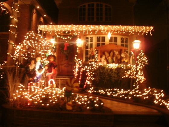 Dyker Heights Lights