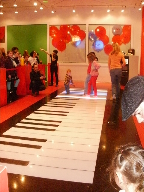 The Big Piano