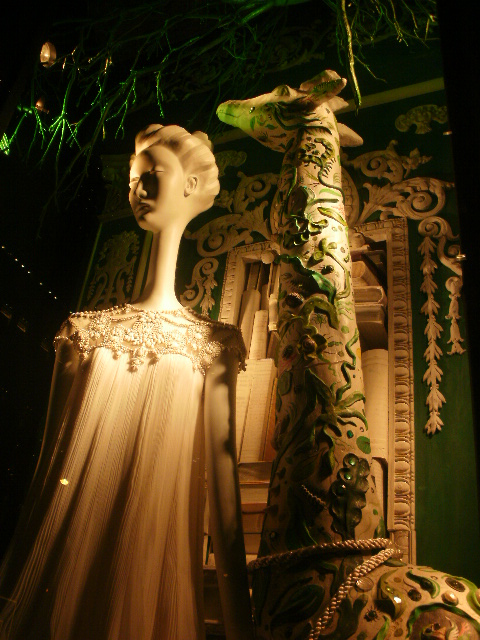 Bergdorf Holiday Windows 2011