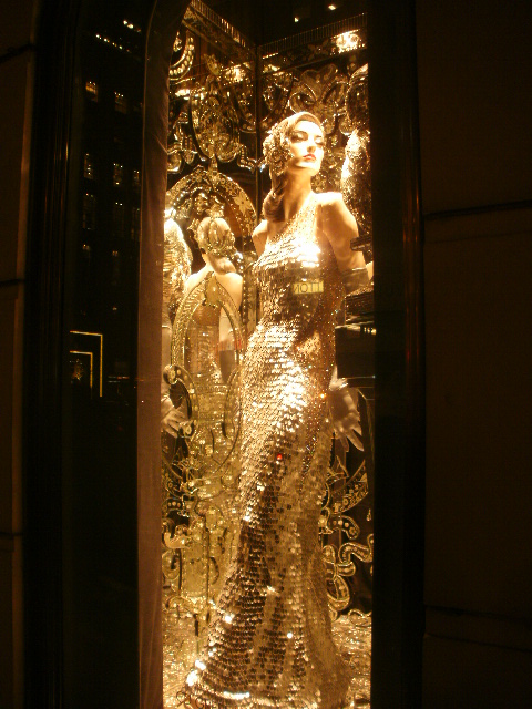 Bergdorf Goodman Holiday Windows 2011