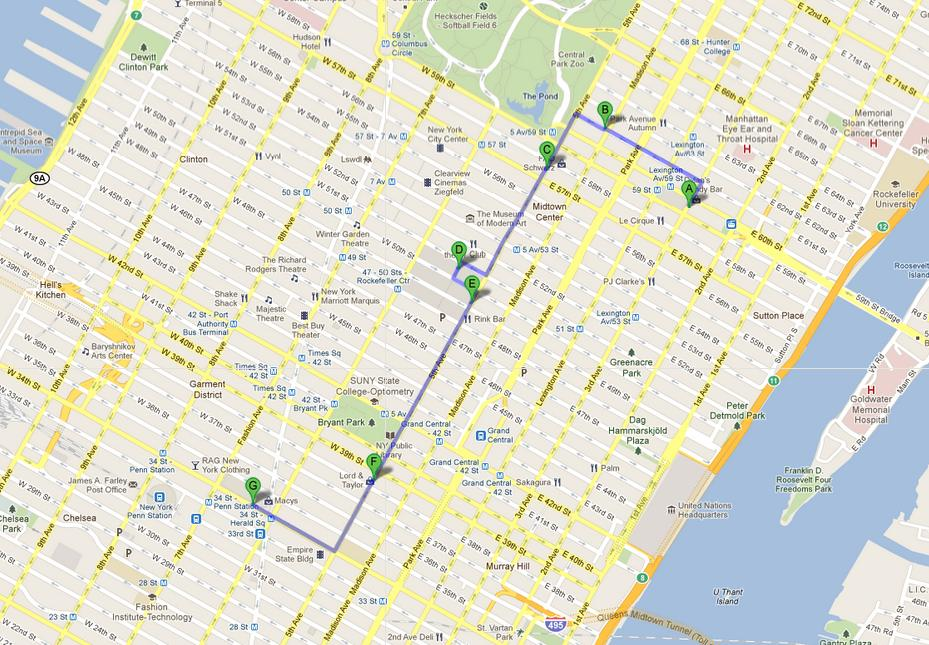 nyc walking tour | The Ginger Penny Pincher