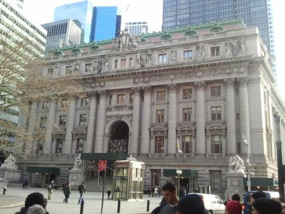 us customs house