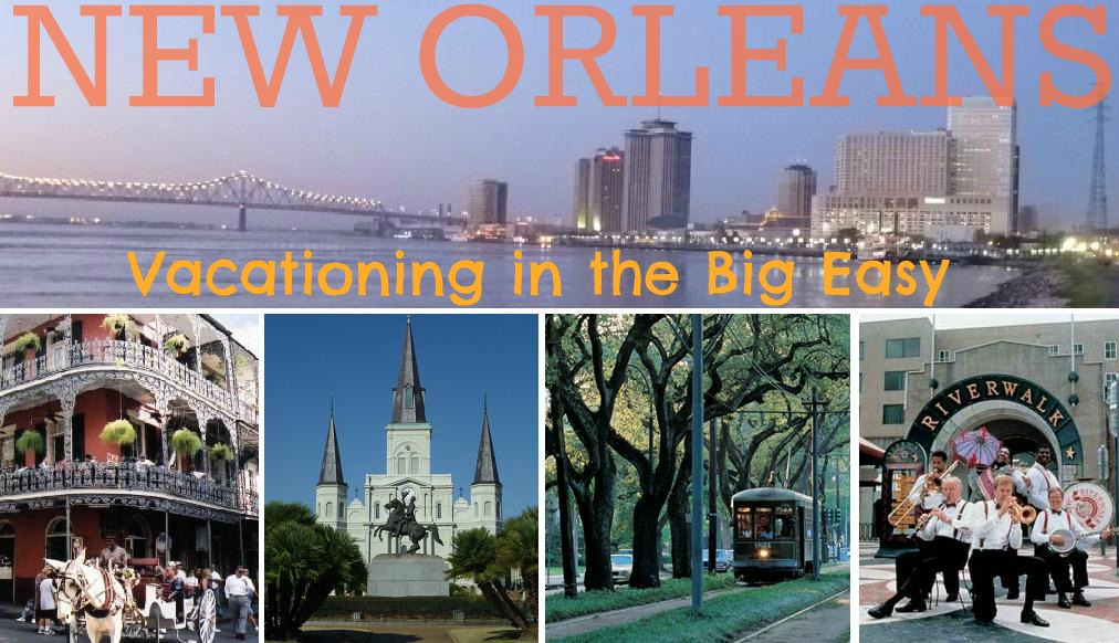 New Orleans Travel The Ginger Penny Pincher - New orleans vacations