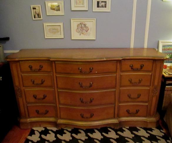 large dresser plans